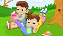Teaching kids to love reading