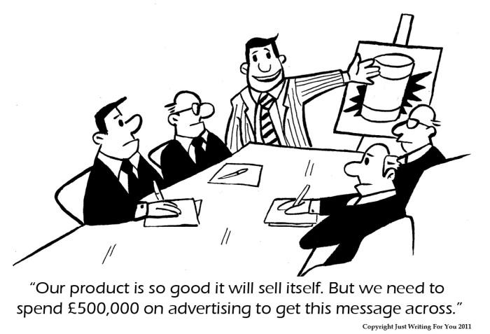 On Marketing